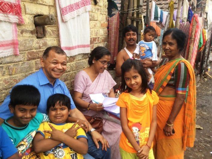 Wohltätigkeit Entwicklungshilfe Kinderhilfswerk für Strassenkinder und arme Kinder in Indien. Operation Rescue Childcare Project for street children and poor children India